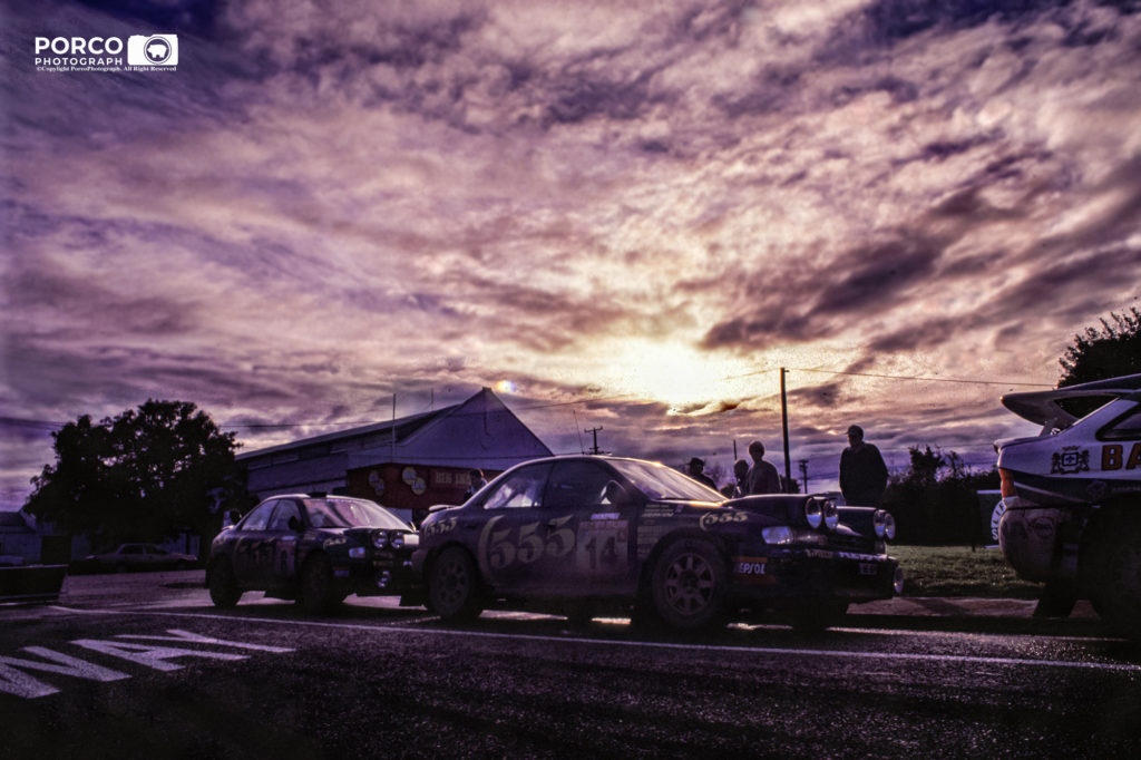 1995年WRC第5戦ニュージーランド